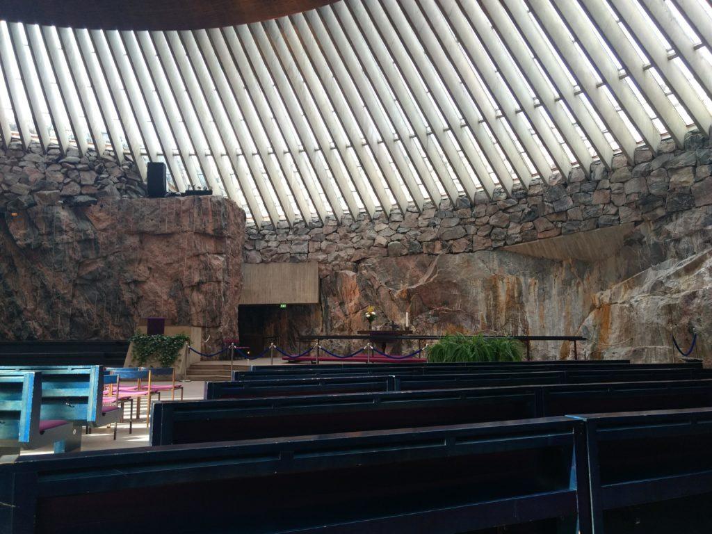 Kirken i berget - Helsingfors