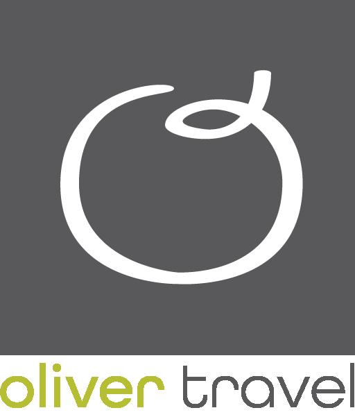Oliver Travel logo staende