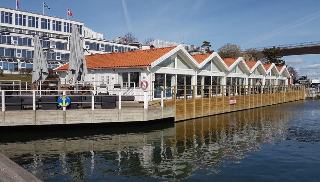 Stenungsund Yatch Club hotel