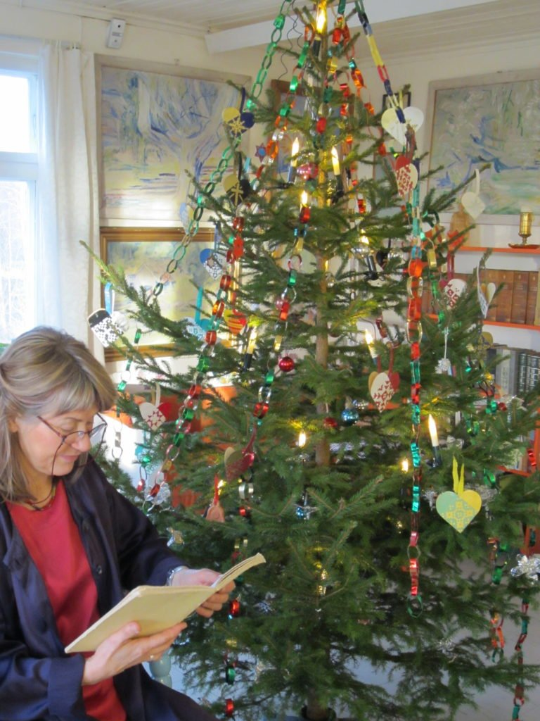Julekos med Ingeborg Refling Hagens historier