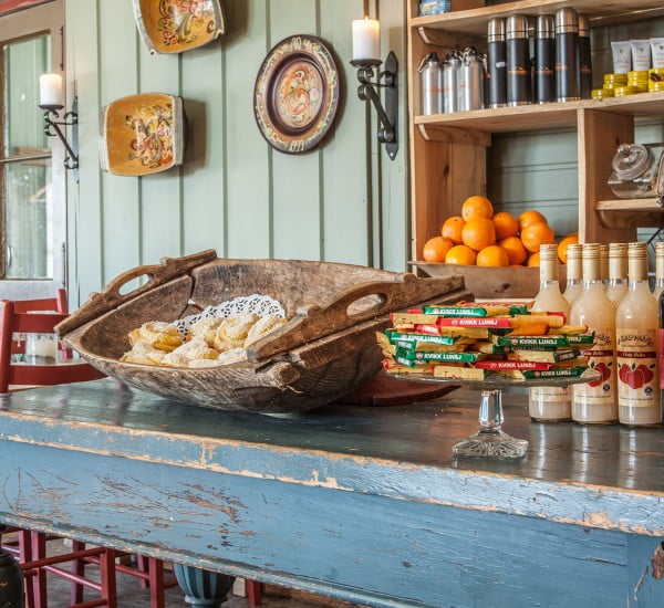 Tuddal Høyfjellshotel - mat i sentrum